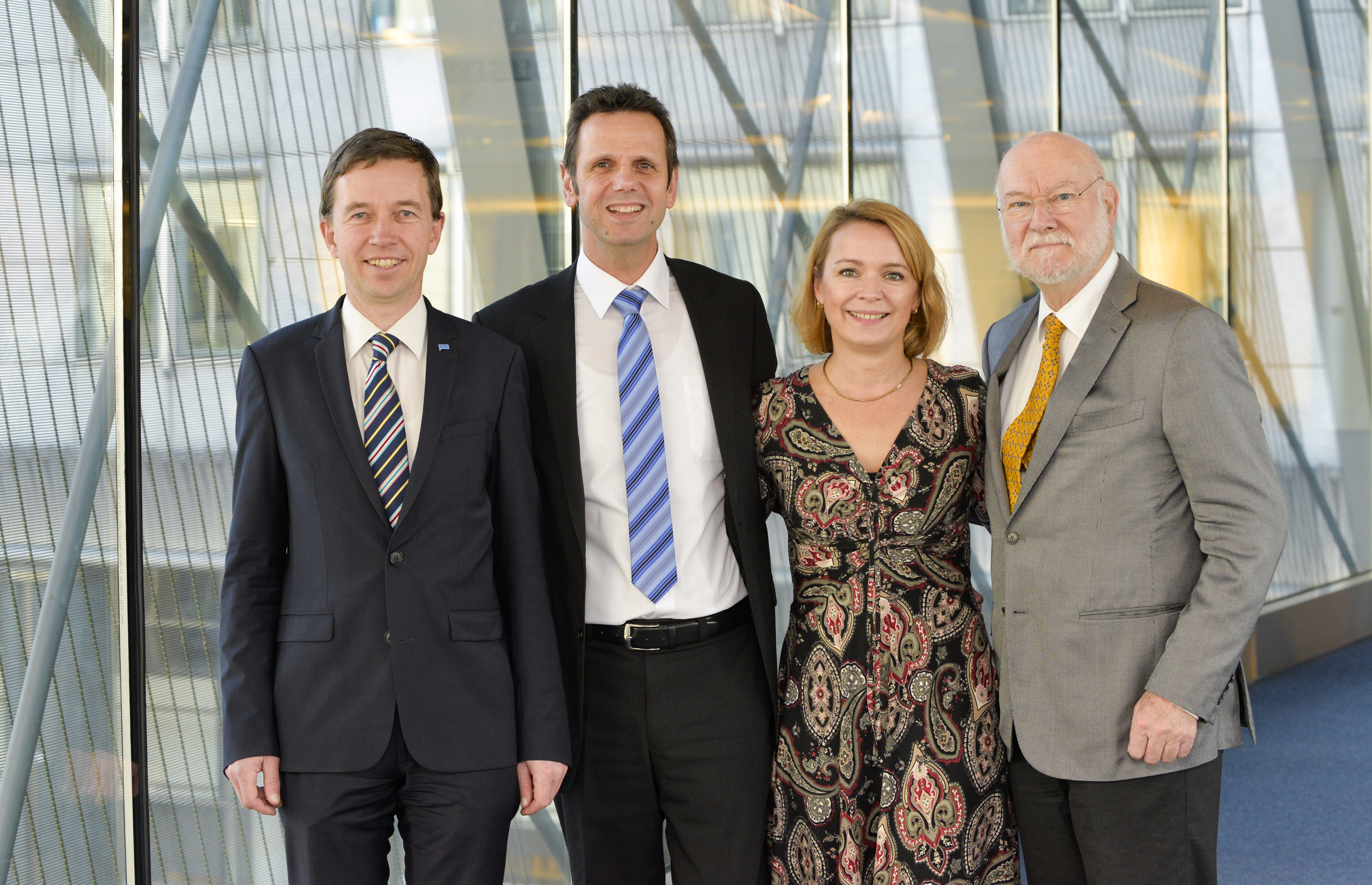 German MEPs of the ALFA party